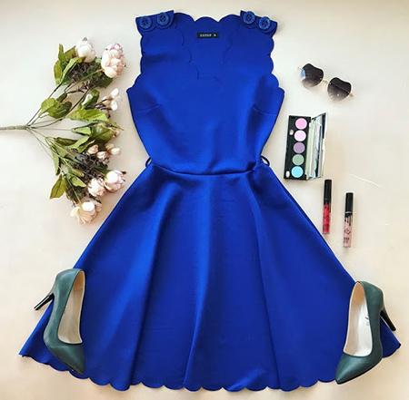 مدل های لباس مجلسی کوتاه دخترانه, مدل لباس شب