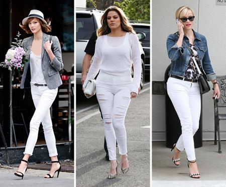 شیک ترین ست های سفید,ست لباس سفید با کفش