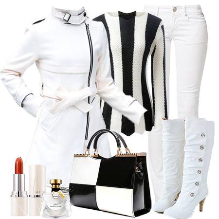 شیک ترین ست های سفید,مدل لباس های سفید