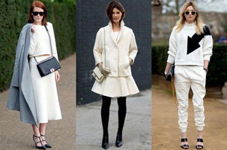 ست لباس مجلسی سفید,با لباس سفید چه کفشی بپوشم